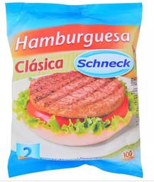 Hamburguesas Schneck 2 U