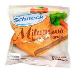 Milanesa Schneck de Carne 6 U