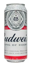 Cerveza Budweiser 473 mL