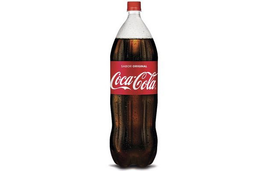 Refresco Coca Cola 2.25 L