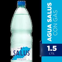 Agua Mineral Salus Con Gas 1.5 L