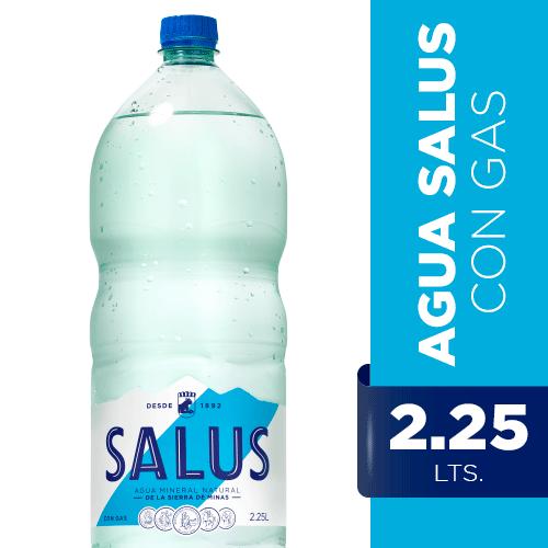 Salus Agua Con Gas