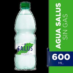 Agua Mineral Salus Sin Gas 600 mL