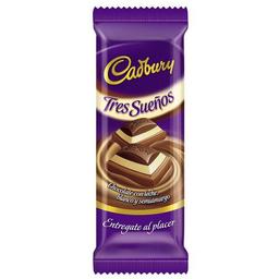 Chocolate Cadbury 3 Sueños 160 g