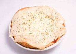 Pizzeta con Muzzarella