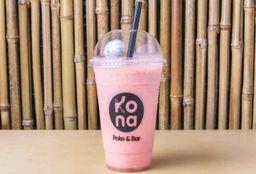 Smoothie Kua Bay: frutilla y banana