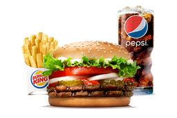 Combo Whopper® Jr Doble
