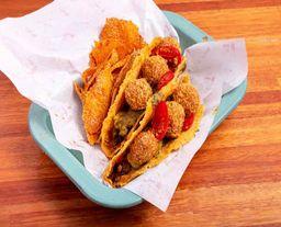 Tacos Crocantes de Pollo x2