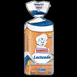 Pan Bimbo lacteado