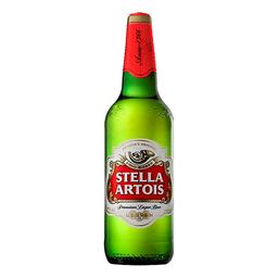 Cerveza Stella Artois Botella 975 mL