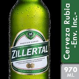 Cerveza Zillertal Botella 970 mL