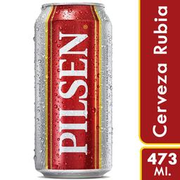 Cerveza Pilsen Lata 473 mL