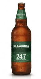 Cerveza Patagonia 24.7 710 cc
