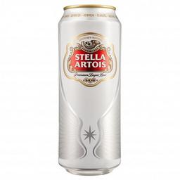 Cerveza Stella Lata 473 mL