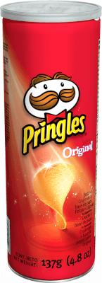 Papas Pringles Original 149 g