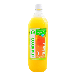 Jugo Dairyco 3 Light Naranja 1 L