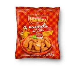 Hamby Nugget Pollo