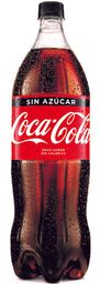 Refresco Coca Cola Zero 1.5 L