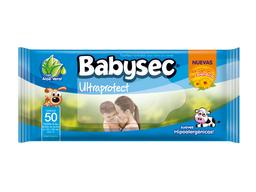 Toallas Húmedas BabySec Ultra 50 U