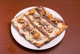 Pizza Muzzarella Marítima