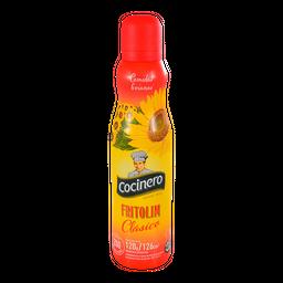 Aceite Cocinero Fritolin Clásico 120 g