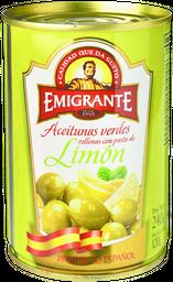 Aceitunas Emigrante Rellenas Con Limón 240 g