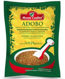 Adobo Monte Cudine Especias Deshidratadas 25 g