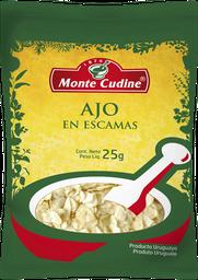Ajo Monte Cudine en Escamas 25 g
