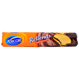 Galletas Arcor Rellenas Chocolate 120 g