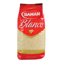 Arroz Saman Blanco Rojo 1 Kg