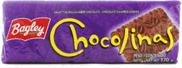 Galletas Bagley Chocolinas 170 g