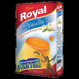 Flan Royal Vainilla 120 g