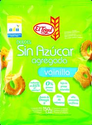 Galletas El Trigal Dulce Sin Azúcar 150 g
