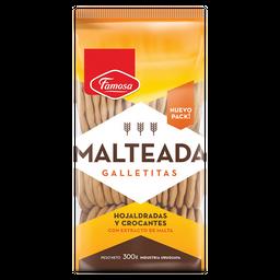 Galletas Famosa Malteada 300 g