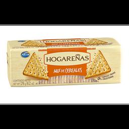 Galletas Hogareñas Mix Cereal 176 g