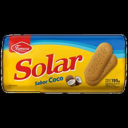 Galletas Famosa Solar Coco 195 g