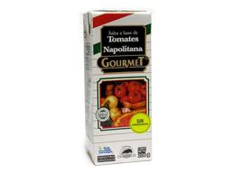 Pulpa de Tomate Gourmet Napolitana 206 g