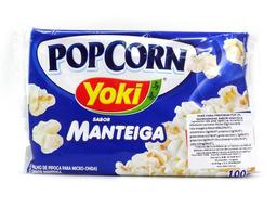 Snack Yoki Pop Corn Manteca 100 g