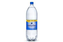 Agua Matutina Con Gas 2.25 L