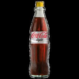 Refresco Coca Cola Light Retornable de Vidrio 1 L