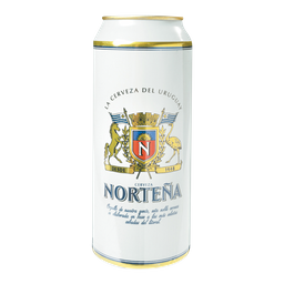 Cerveza Norteña Lata 473 mL