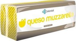 Queso Mozzarella Colonial Barra