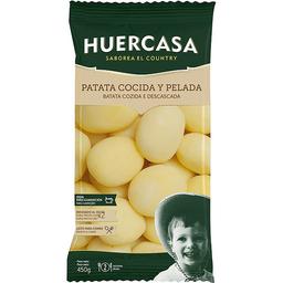 Papa Huercasa Cocida