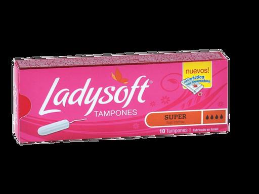 Ladysoft Tampon Super