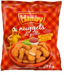 Nugget Hamby Pollo 1 Kg