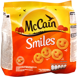 Papa Mc Cain Smiles 600 g