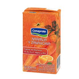 Conaprole Jugo Naranja Y Zanahoria