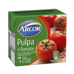 Pulpa de Tomate Arcor Suave 530 g