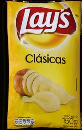 Papas Lay's Clásicas 150 g