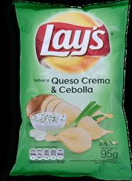 Papas Q y Cebolla Lays